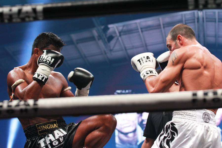 Business of Muay Thai Training for Boxing in Thailand and Digital Marketing